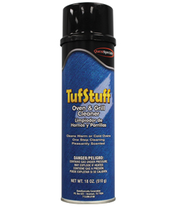 TufStuff Oven Grill Cleaner