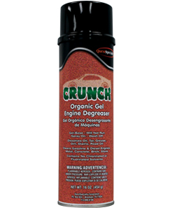Crunch Organic Engine Degreaser
